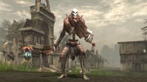 《血盟荣耀》骷髅战士